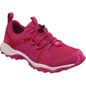 Viking Footwear Exterminator Shoes Kinder magenta/red